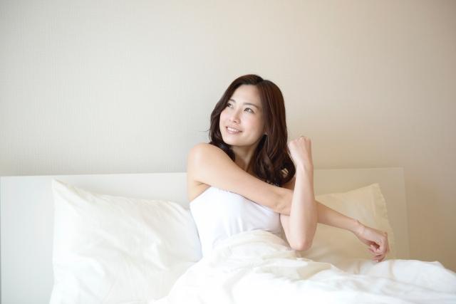 気持ち良い目覚めは寝具の良し悪しも関係している